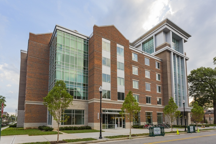 West Campus Housing Project at UTC Chattanooga Completes for
